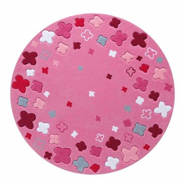 tapis rond rose pour chambre bb fille httpwwwhomelistycom - Tapis De Chambre Fille