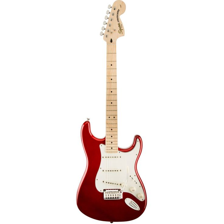 Squier Standard Stratocaster MN CAR