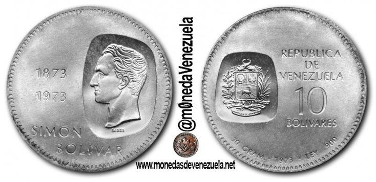 El Doblón. Moneda Conmemorativa del Centenario de la Efigie del Libertador Simón Bolívar en la Moneda. Lee su historia aqui