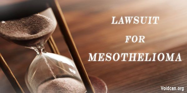 Voidcan.org share with you information about Mesothelioma lawsuit with its details.