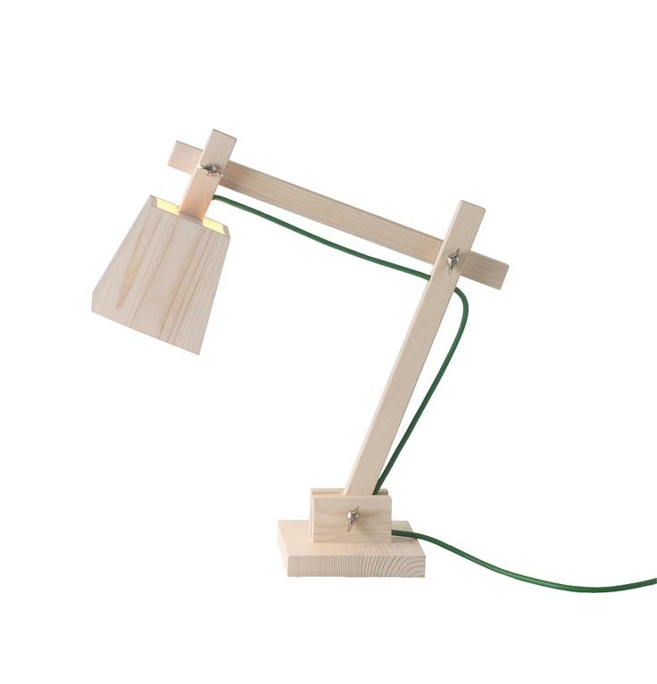 Wood Lamp, Muuto. Design by TAF Architects.