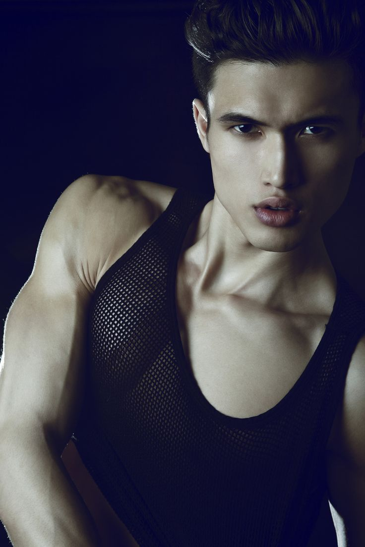 cool attic ideas - Charles Melton Men in Vogue Eye Candy 4