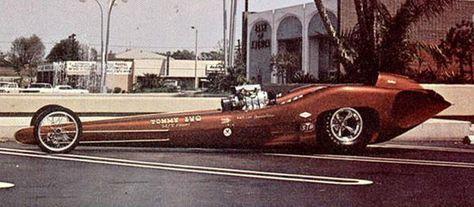 Vintage Drag Racing - Dragster - Tommy Ivo