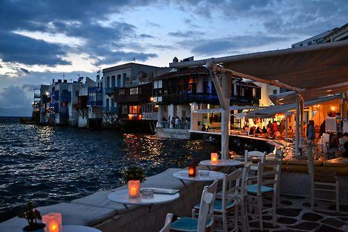 Mykonos, 2013 Little Venice