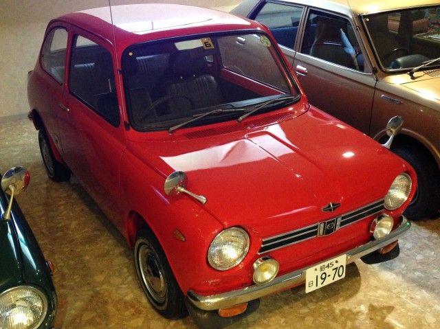 1970 Subaru R-2 SS