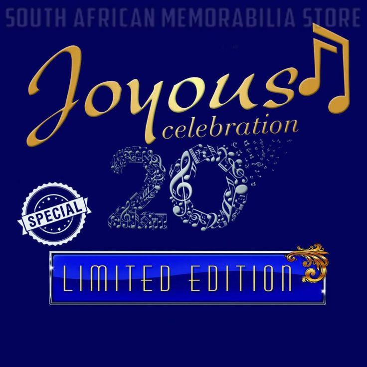 JOYOUS CELEBRATION 20 - Limited Edition 27 Disc CD and DVD Boxset *New*