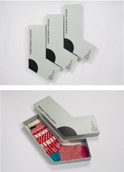Christmas socks by Partners & Spade