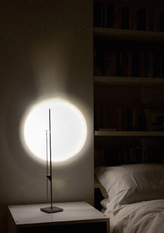 Wa table lamp by catellani smith