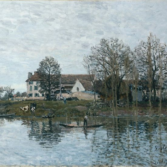 The Seine at Port-Marly