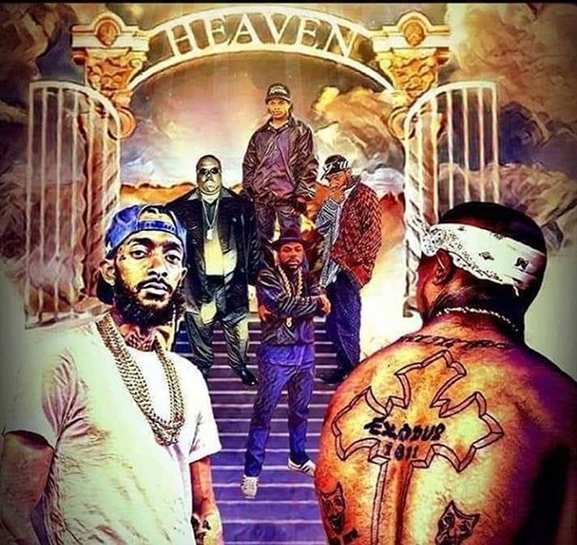 RIP KINGZ Rapper art, Tupac art, Hip hop art