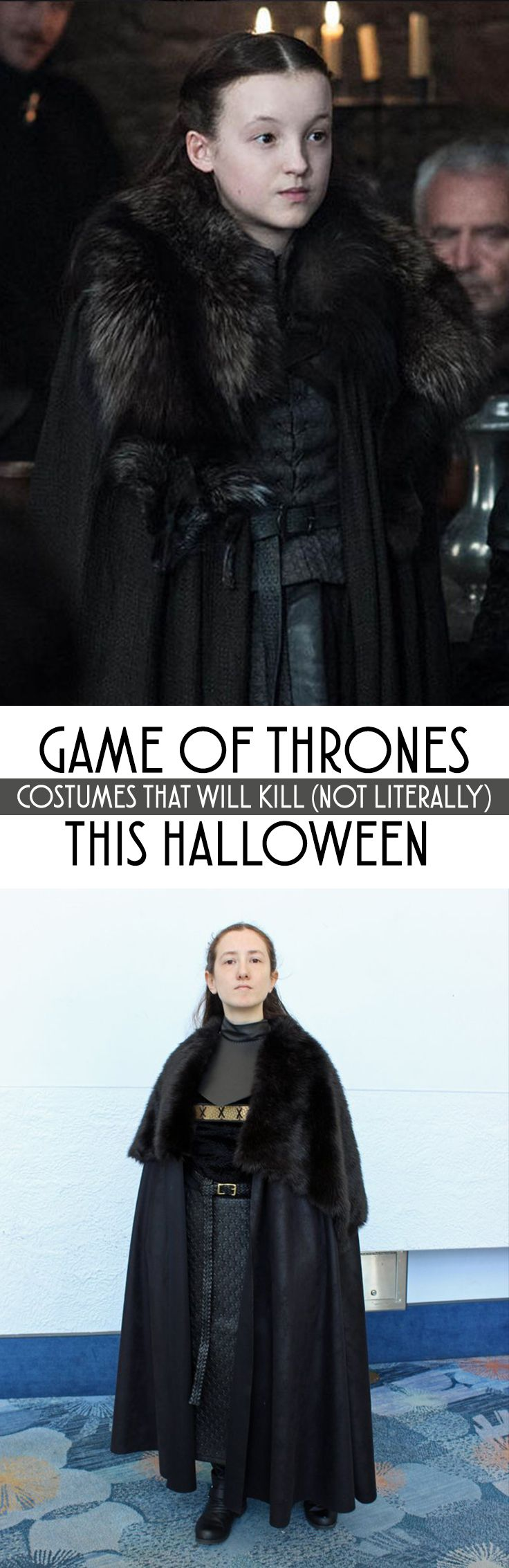 GoT Costumes That will Kill (not literally) This Halloween