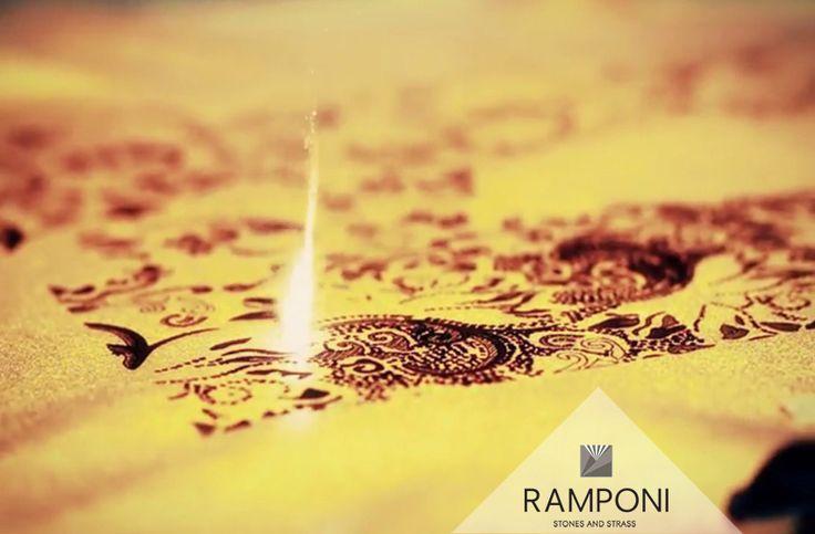 #Ramponi Laser cut