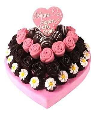 Meyve Sepeti, Buketi ve Çiçekleri - BirBuketMeyve.com