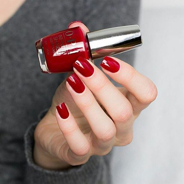 Red inspo @just.perfect.lady ❤ #love#style#red#nailspolish#nails#trendy#modern#fashion#inspiration ❤❤❤