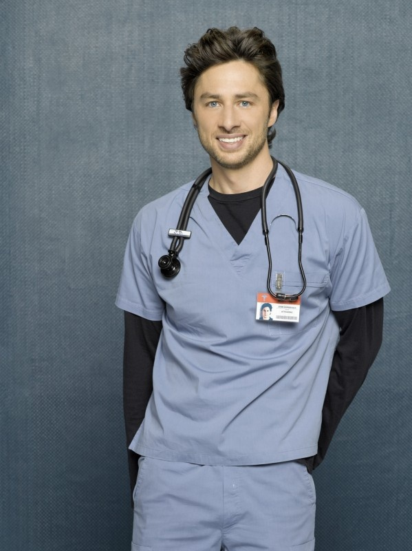 scrubs tv show cast - Bing Images another good looking man :)