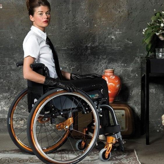 3232 best images about Fashion/people in wheelchairs on ...