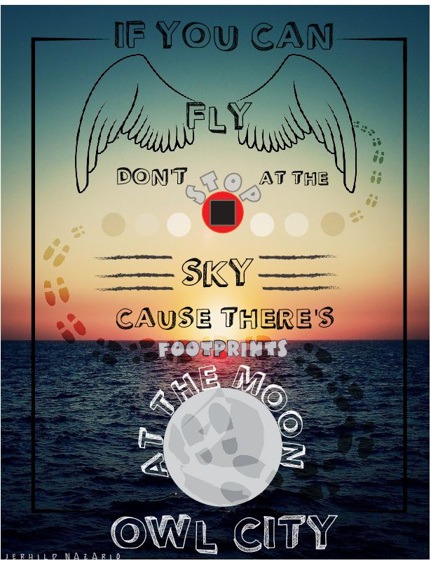 Owl city take to the sky lyrics