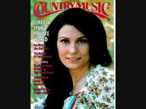 Loretta Lynn And Children | Loretta Lynn had four children before she turned nineteen, and then ...