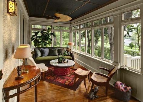 Balkon Garten Wintergarten Sonnenzimmer Design Entspannende Wohnraume Geschlossene Veranden Veranda Glasveranda Mobel Mobelideen