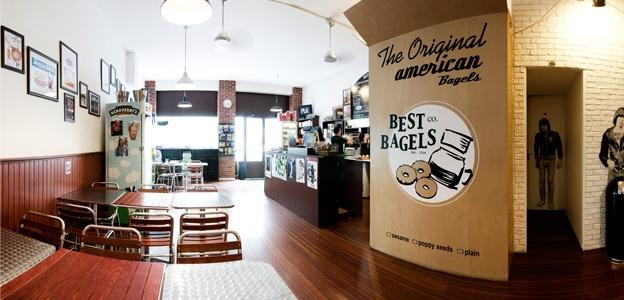 Restaurant Best Bagels Company - est. 2004 | Des bagels chauds, froids, sucrés, salés - Hotdogs, Pickles géants, Coleslaw, Donuts - LYON