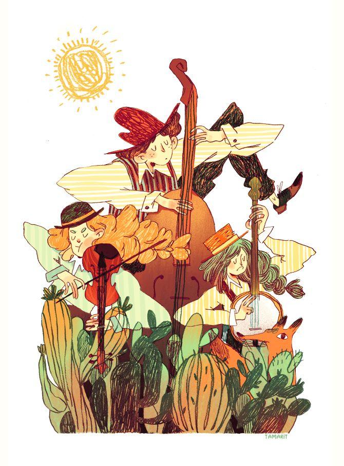 TAMARIT - Cactus.