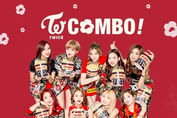 TWICE to become the first rookie girl group to have a 'CGV 1318 Club' conference | allkpop.com
