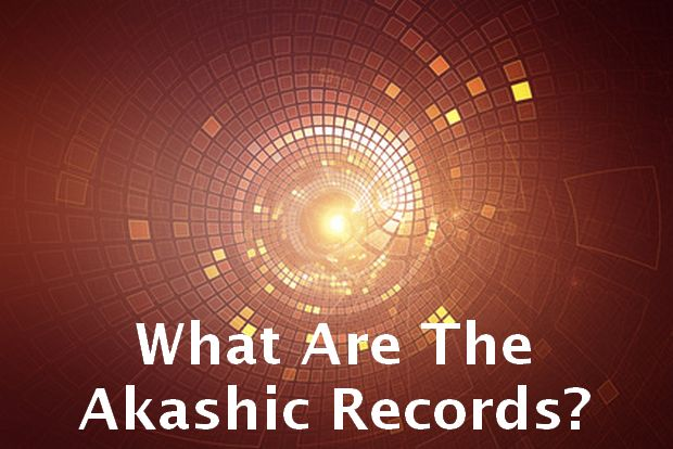 What Are The Akashic Records? | Intuitive Journal. The Akashic Records are a database of energetic imprints of all souls from all lifetimes. An ethereal filing system of thoughts and actions. http://www.intuitivejournal.com/akashic-records/