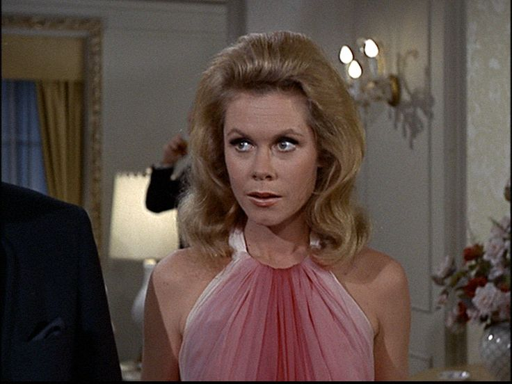 Bewitched: Season 4, Episode 32 Man of the Year (2 May ...