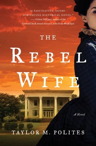 The Rebel Wife: A Novel-it seems I am reading a lot of books about the south-very good