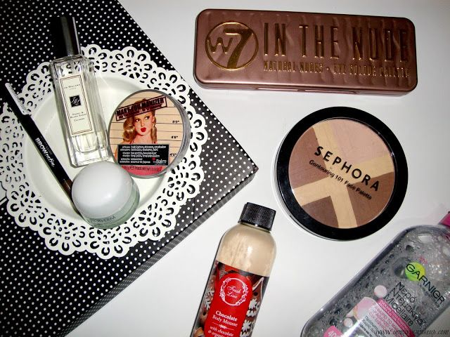 In Mary's Makeup: January Favorites 2016