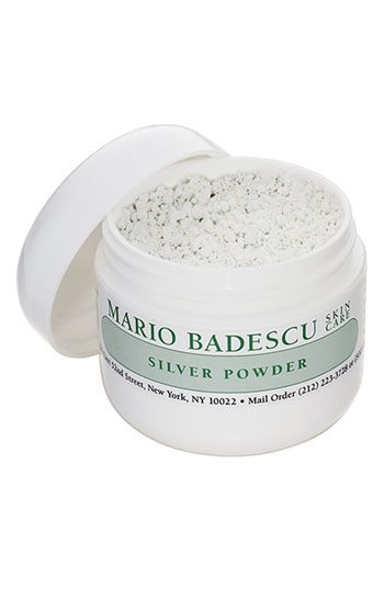 $12 Mario Badescu Silver Powder for stubborn blackheads! It works like magic!