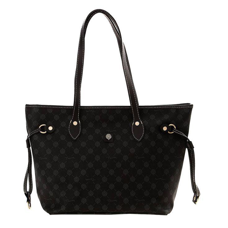 Γυναικεία Τσάντα (Women's Handbag ) THIROS  D30-1044A-OTblack