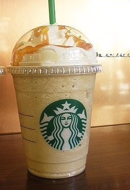 Chocolate Chip Cookie Dough Frappuccino - if I ever decide to try coffee again, I think this is what I would try.