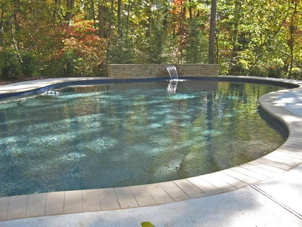 Cool Backyard Pools : Cool Ponds, Pools and Fountains for the Backyard  Page 07  Outdoors