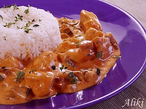 Mamina jela: Piletina i šampinjoni u finom umaku