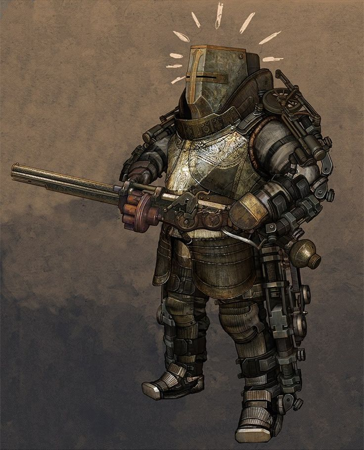 47 Best Steampunk Soldiers Images On Pinterest