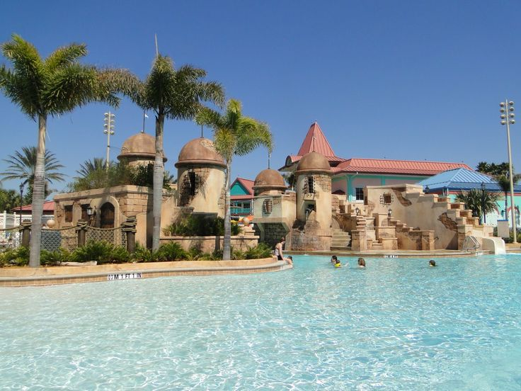 A Disney Mom's Thoughts: Disney's Caribbean Beach Resort Review with Beth of Pursuing the Magic