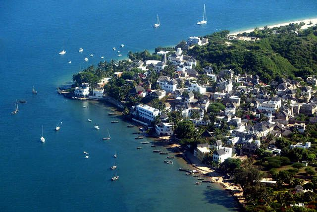 Lamu has attracted a wealthier contingent, who have restored the beautiful grand houses in authentic style.