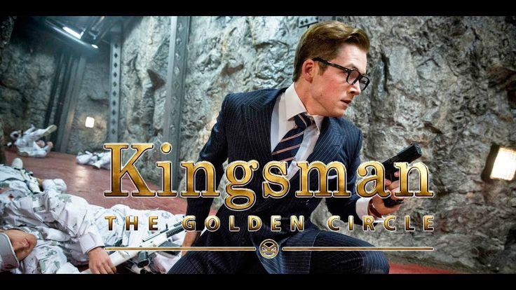 4K.HD*Full Kingsman 2 : The Golden Circle Full Movie Online Free |pinterest