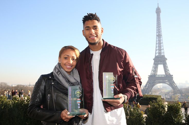 "Tony Yoka et Estelle Mossely élus ""Champion du Sport Français 2016"""