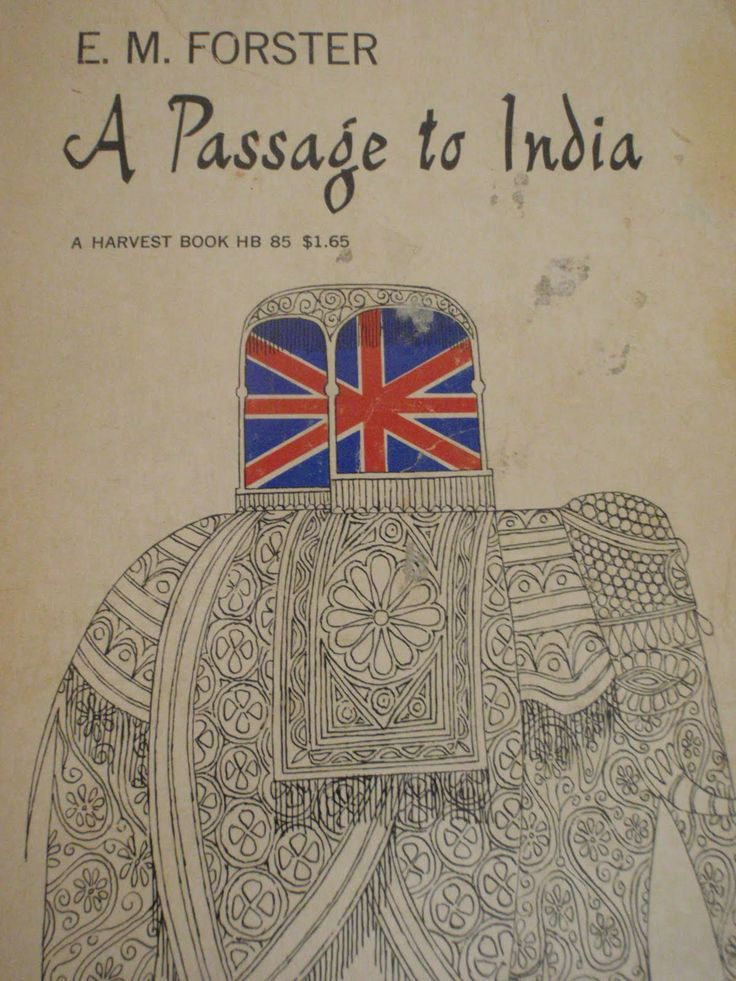 the theme of friendship in forsters novel a passage to india The politics of representation in a passage to india authors  the politics of the novel have demanded another mode of  e m forster: 'a passage to india.