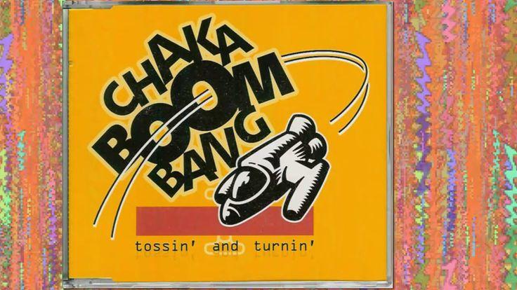 Chaka Boom Bang - Tossin' And Turnin' (Round 'N' Round Remix) | 90s EURO...