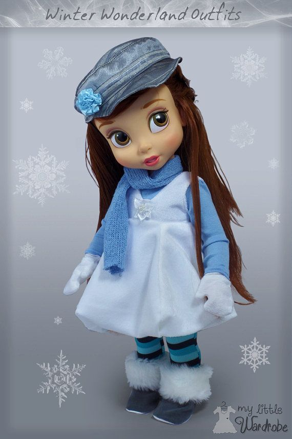 Winter outfit - made by My Little Wardrobe on Etsy