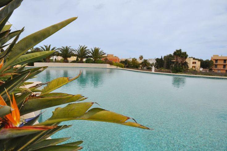 Portocolom, Södra Mallorca: Nybyggd lägenhet med terrass i Portocolom
