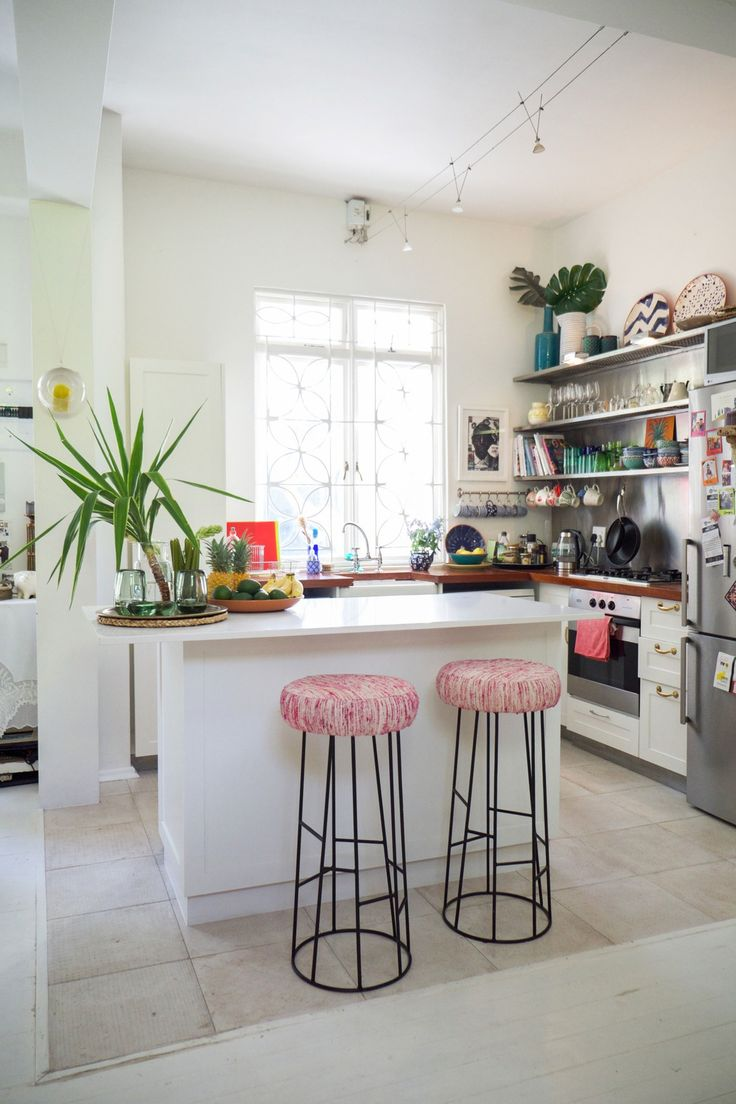 And bright kitchen update the little things apartment therapy - Get The Look A Mix Of Global Influences Old School Glamour