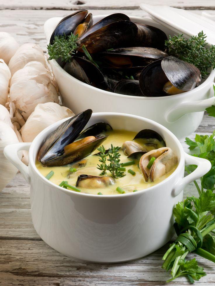 детки суп из мидий рецепт с фото можно смело назвать