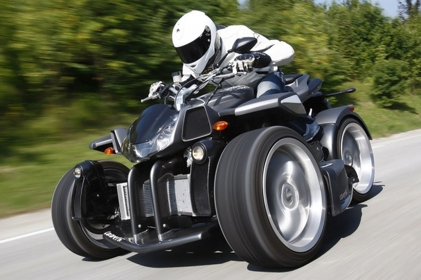 Fastest three wheeled motorcycle of 2011 Bikes and