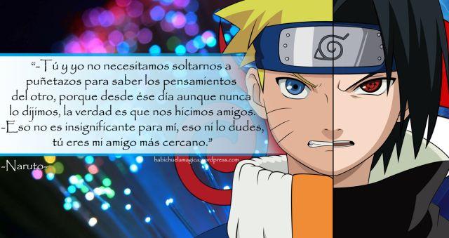 Frases: Naruto