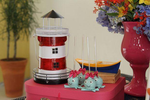 Festa de 1 aninho com tema fundo do mar | Baby & Kids | It Mãe