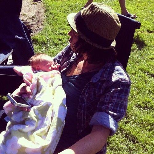 Kellin and katelynne quinn baby